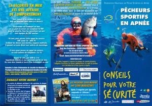 Chasse-sous-marine : la sécurité