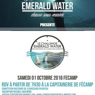 CHALLENGE EMERALD WATER